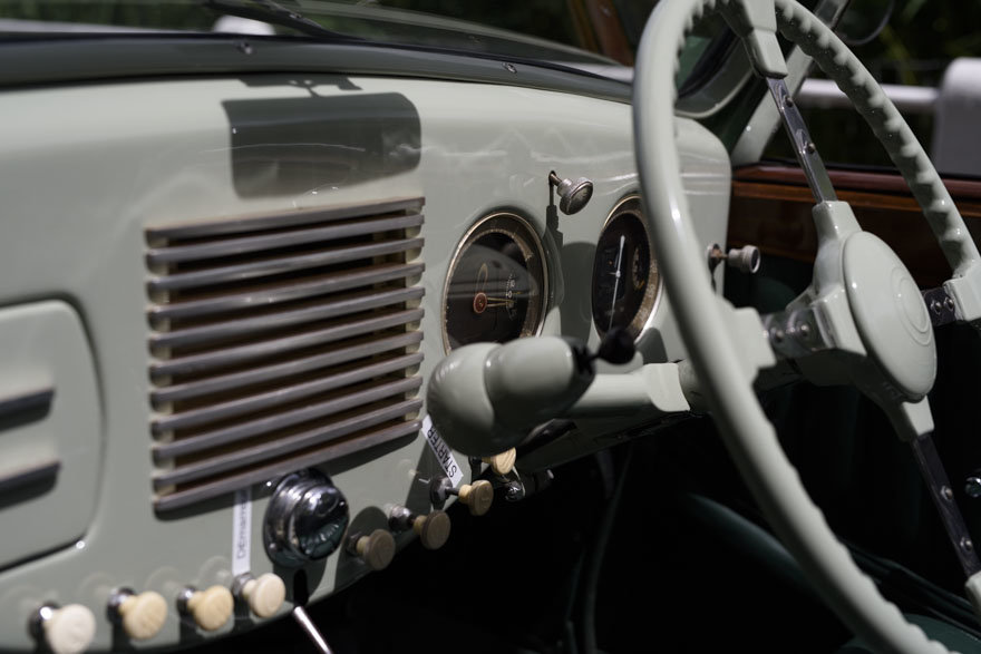 1950 Salmson S4 2.3 litre Cabriolet For Sale In London (RHD) For Sale (picture 18 of 24)
