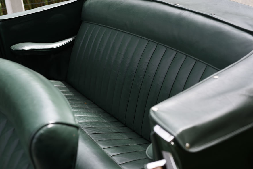 1950 Salmson S4 2.3 litre Cabriolet For Sale In London (RHD) For Sale (picture 20 of 24)