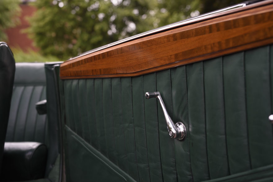 1950 Salmson S4 2.3 litre Cabriolet For Sale In London (RHD) For Sale (picture 22 of 24)