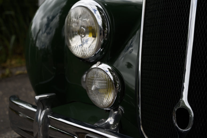 1950 Salmson S4 2.3 litre Cabriolet For Sale In London (RHD) For Sale (picture 24 of 24)