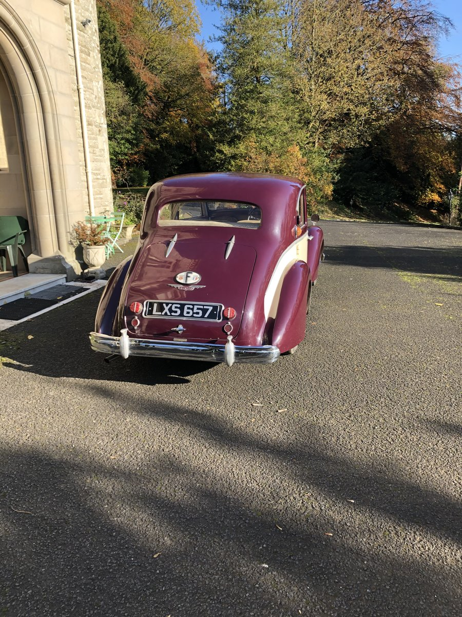 1951 Salmson  Ultra rare French ( RHD ) For Sale (picture 2 of 6)