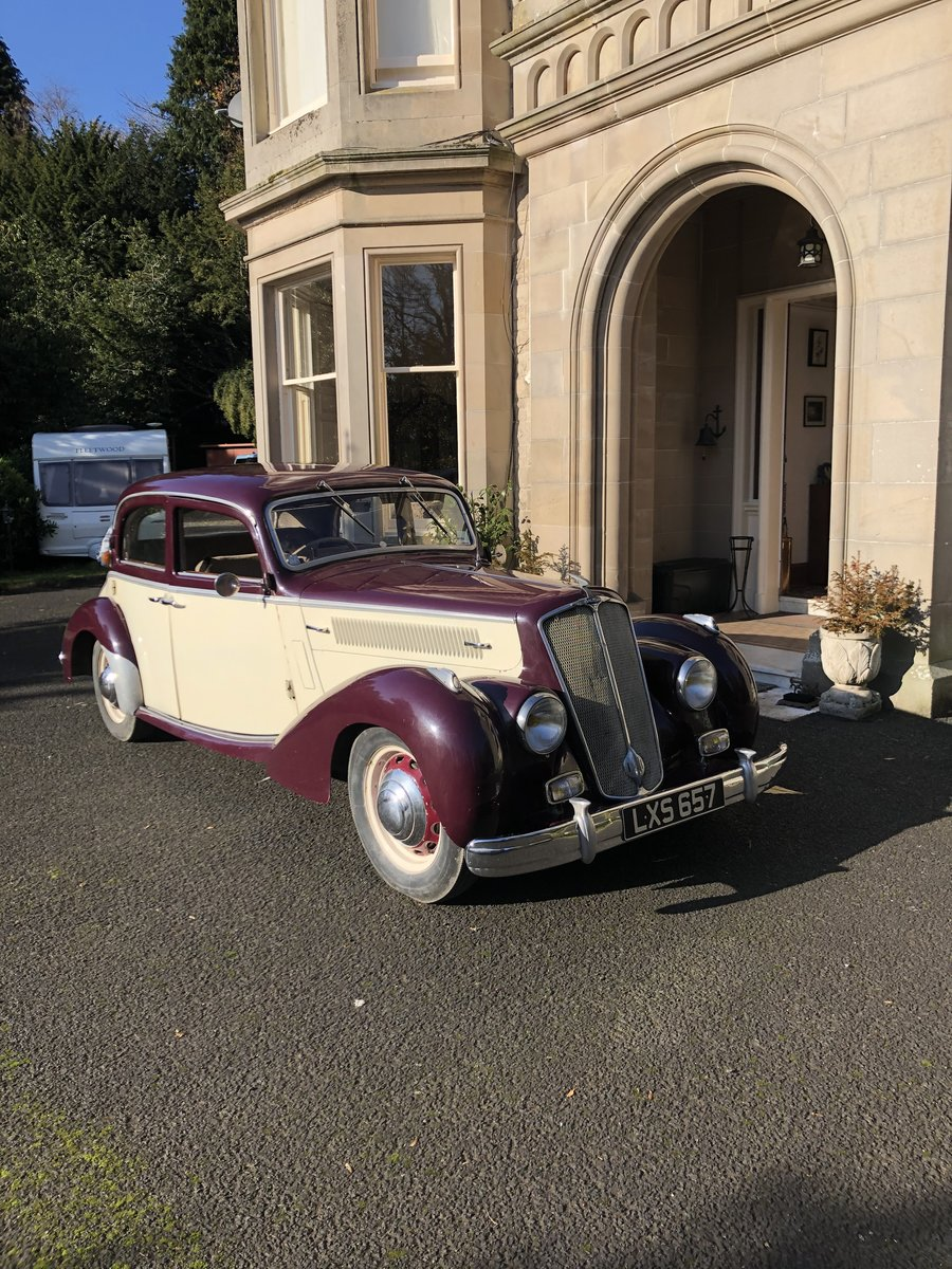 1951 Salmson  Ultra rare French ( RHD ) For Sale (picture 3 of 6)
