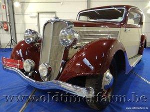 1937 Salmson S4 DA Coupé 10CV '37 For Sale