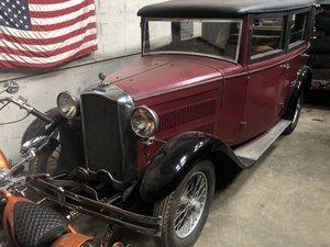 1935 Salmson S4 For Sale