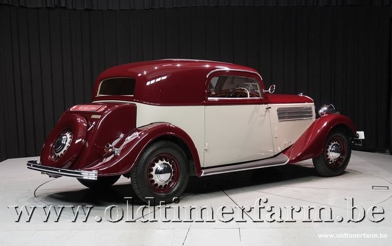 1937 Salmson S4 DA Coupé 10CV '37 For Sale (picture 2 of 6)