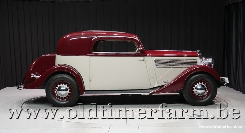 1937 Salmson S4 DA Coupé 10CV '37 For Sale (picture 3 of 6)