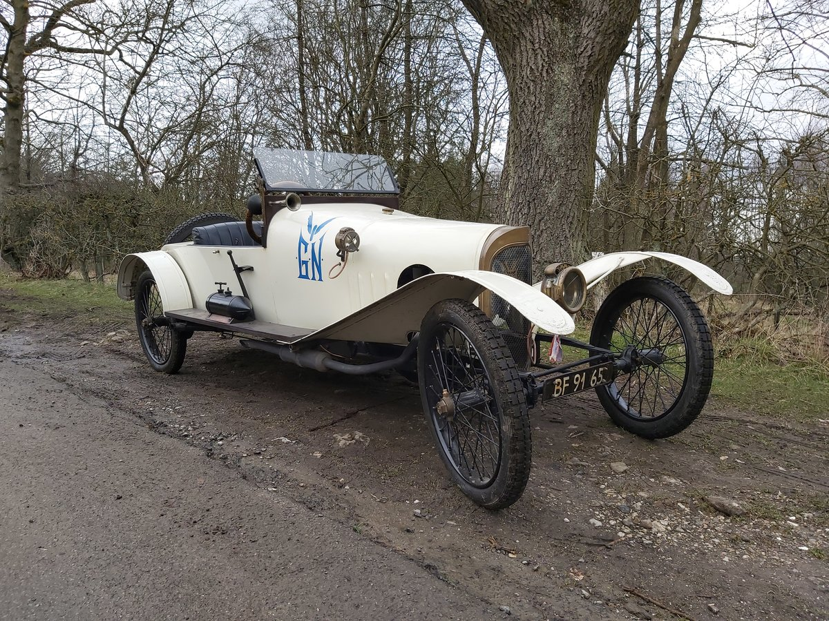 1920 Salmson GN For Sale (picture 1 of 6)
