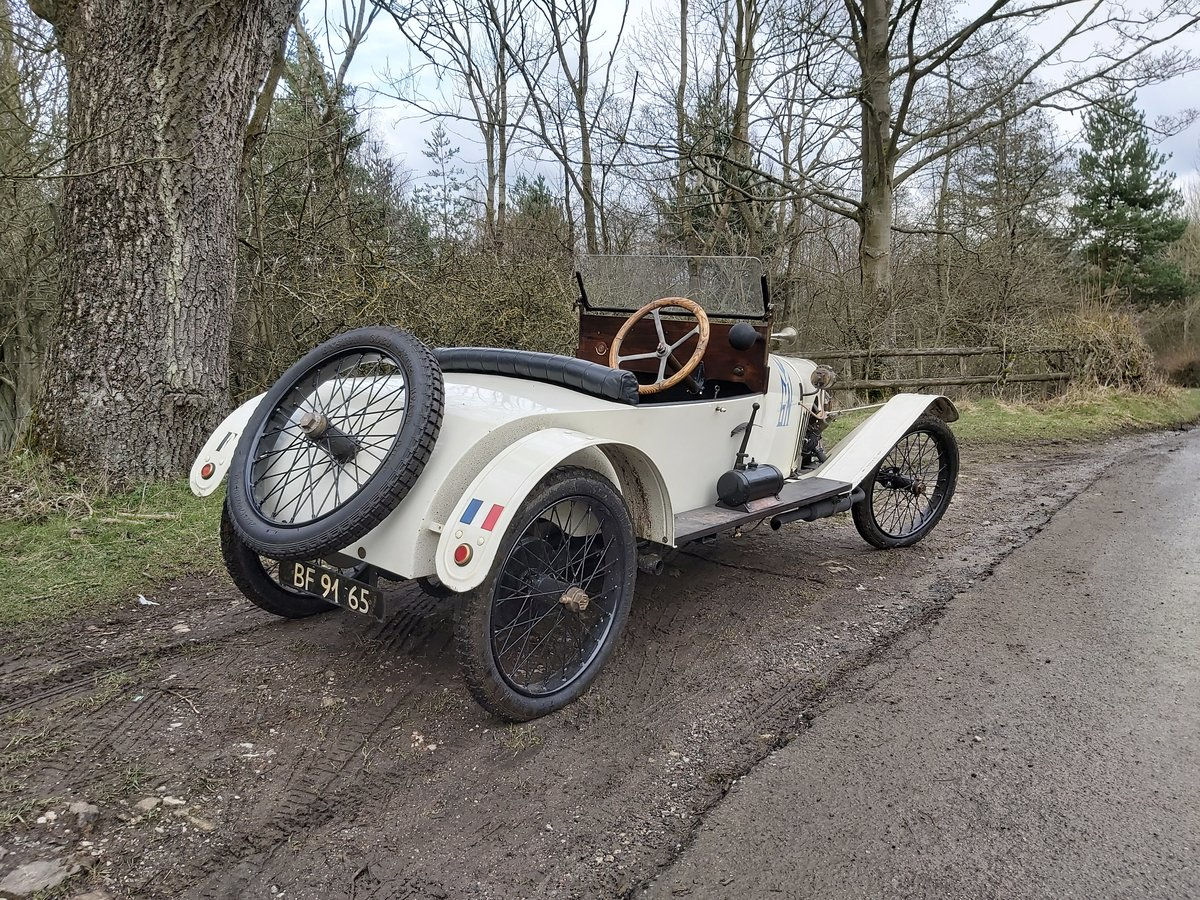 1920 Salmson GN For Sale (picture 3 of 6)