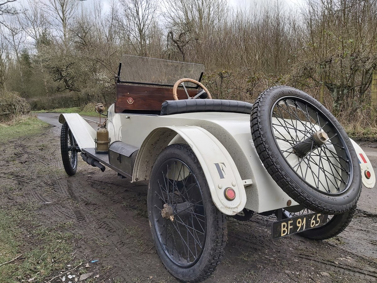 1920 Salmson GN For Sale (picture 4 of 6)