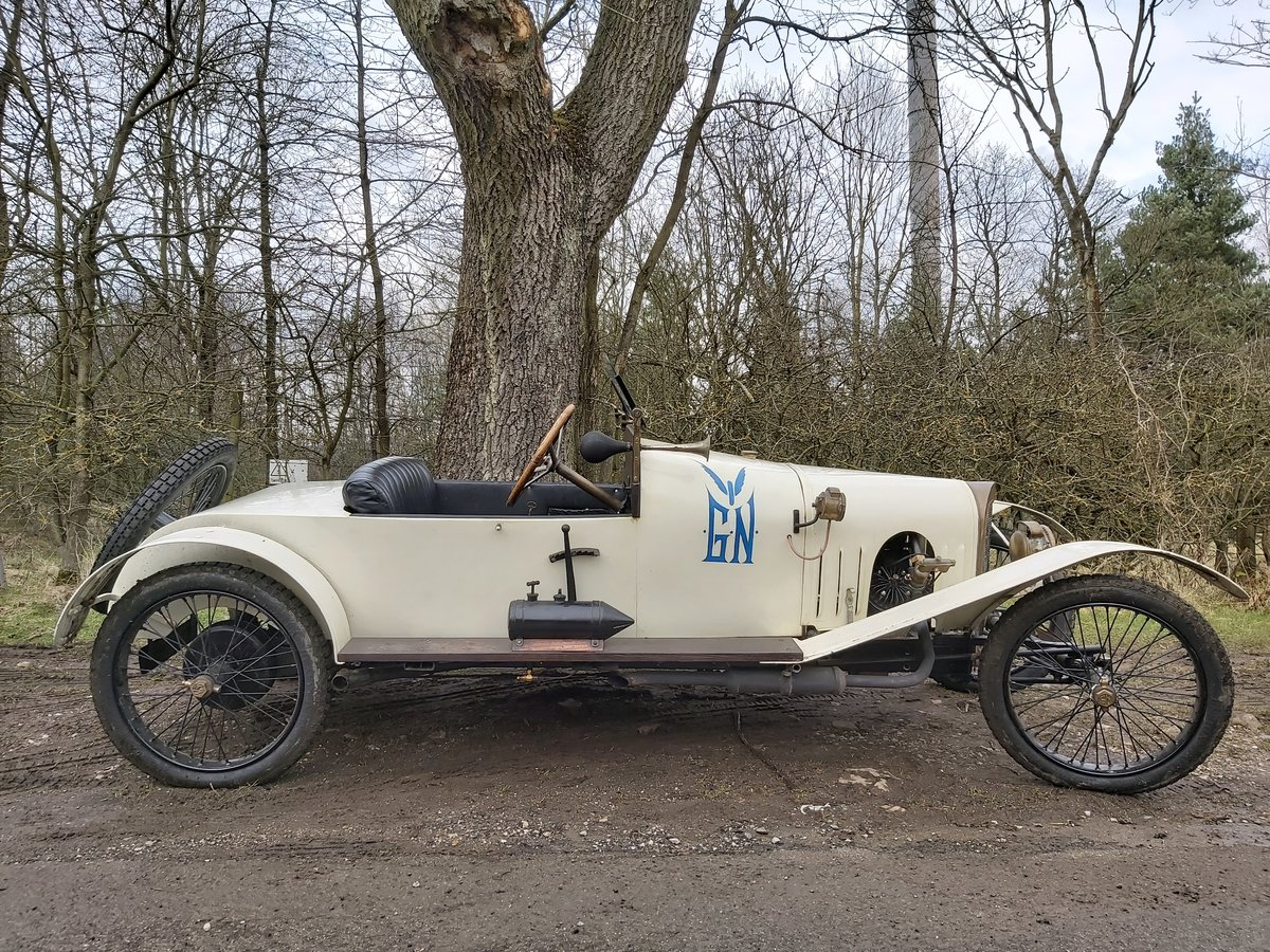 1920 Salmson GN For Sale (picture 6 of 6)