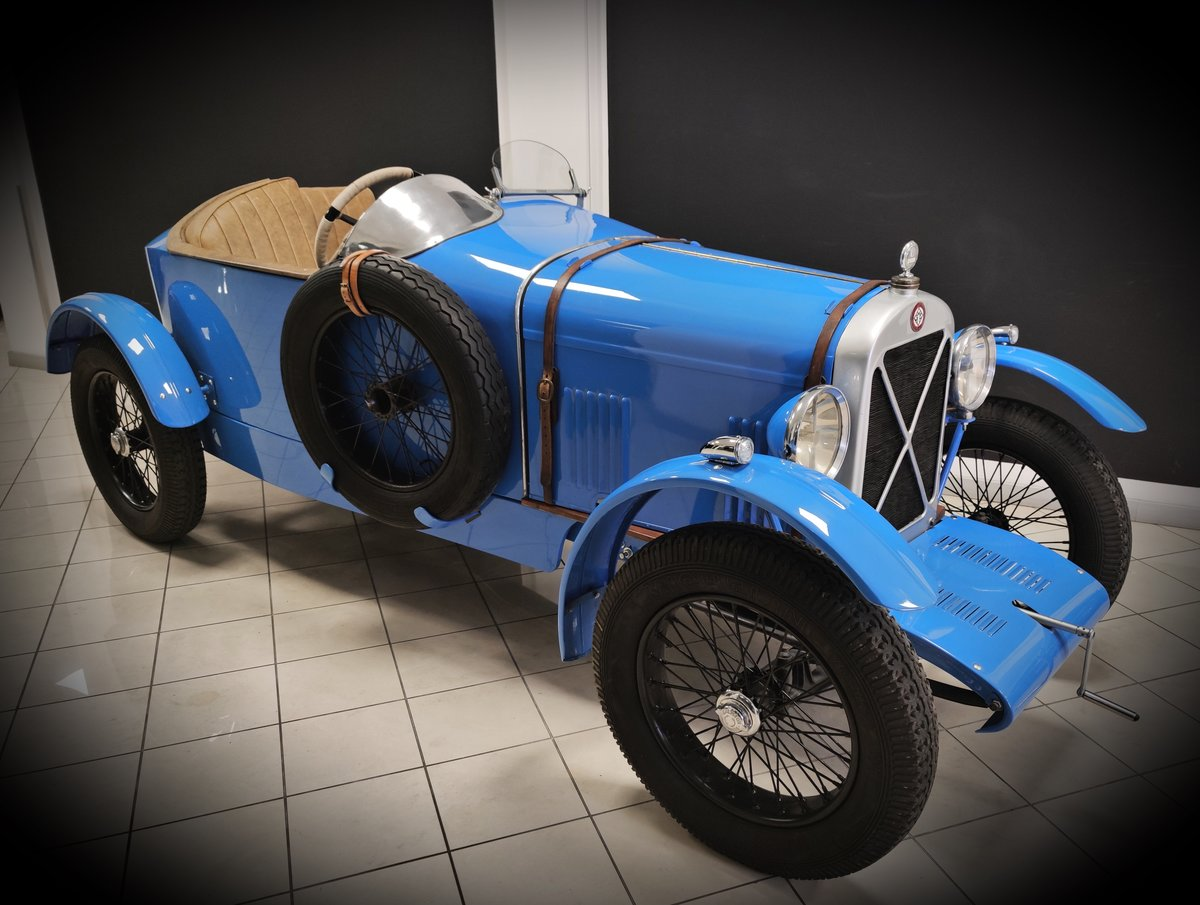 1925 Salmson Val 3 Sport For Sale (picture 1 of 6)