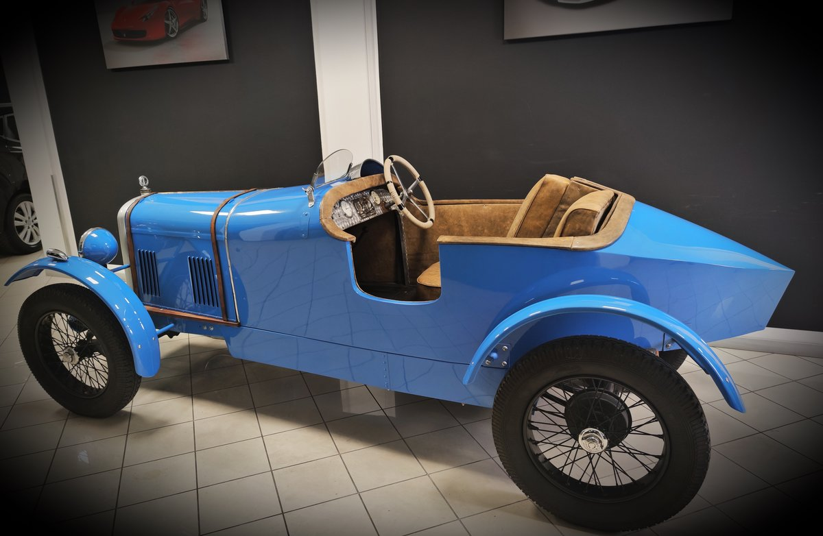 1925 Salmson Val 3 Sport For Sale (picture 2 of 6)