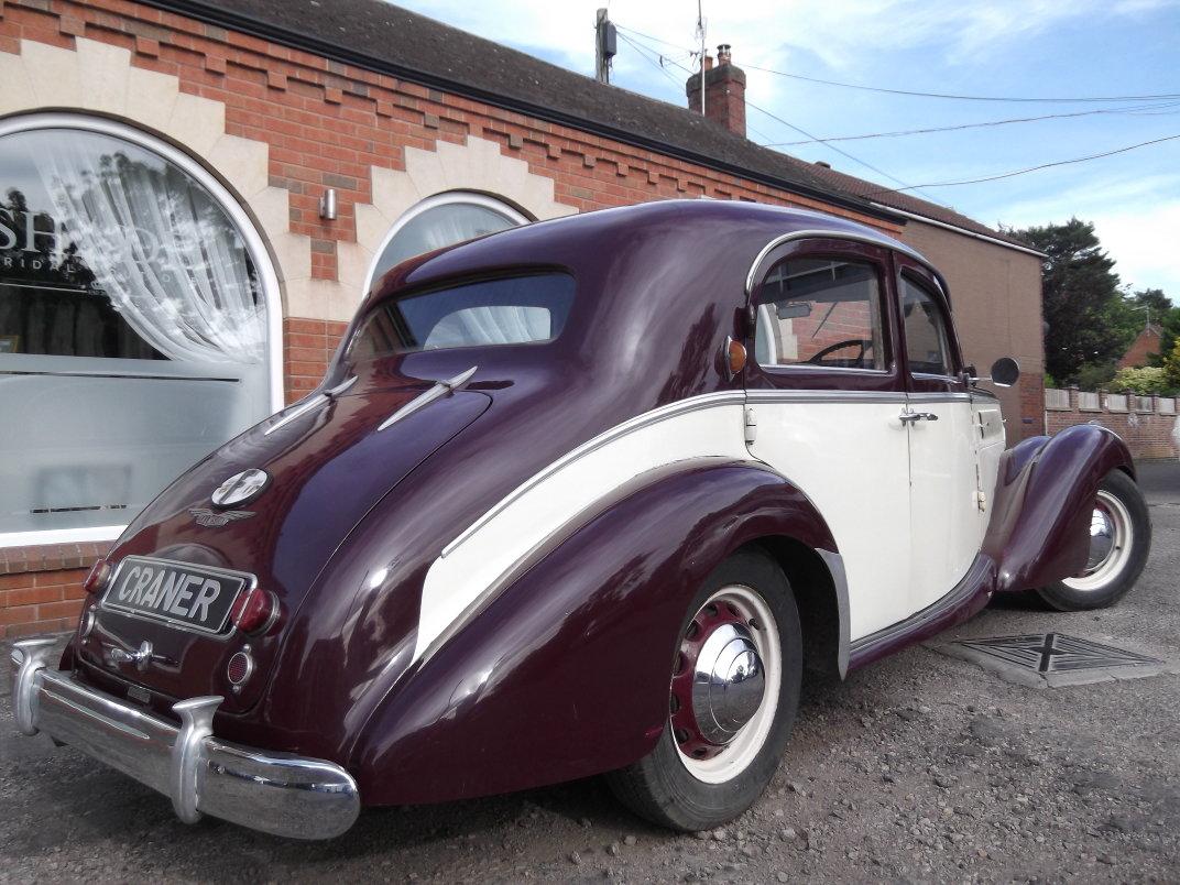 1950 Salmson 61L S4-E For Sale (picture 1 of 6)