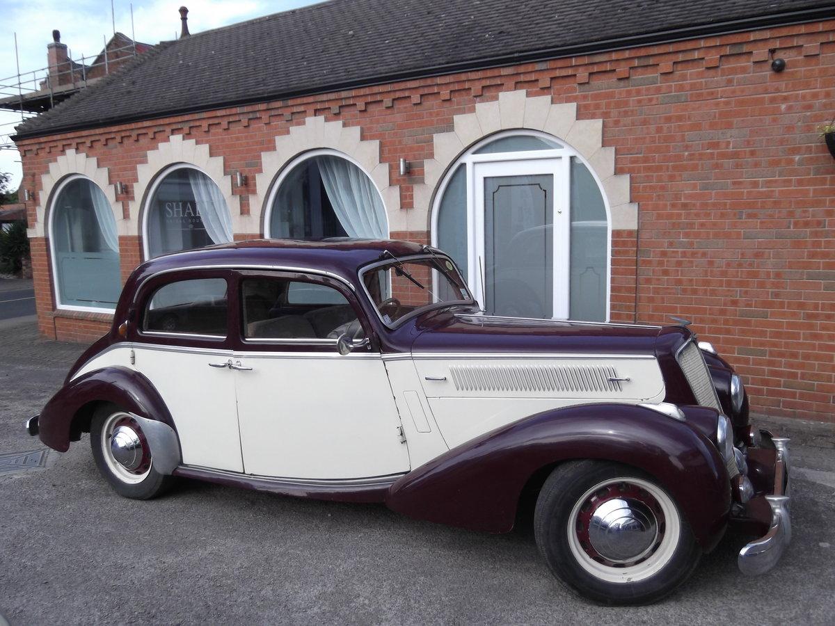 1950 Salmson 61L S4-E For Sale (picture 2 of 6)