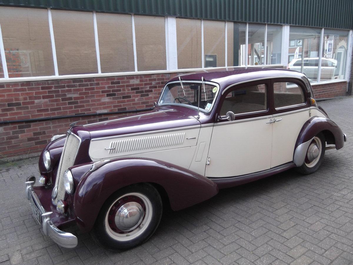 1950 Salmson 61L S4-E For Sale (picture 3 of 6)