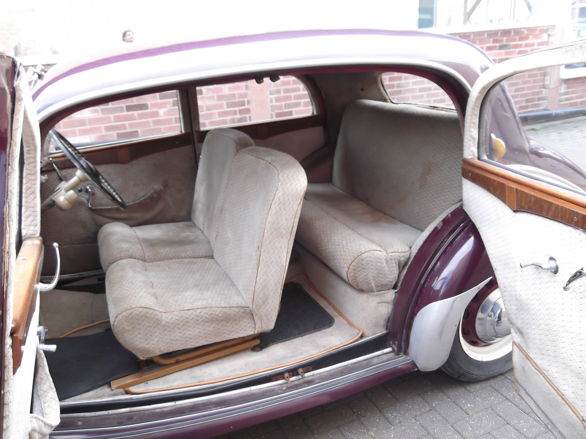 1950 Salmson 61L S4-E For Sale (picture 4 of 6)