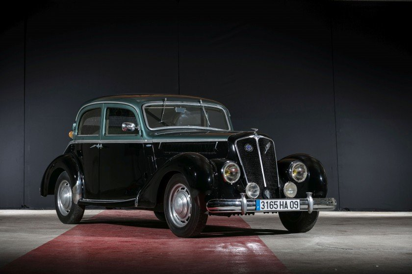 1951 Salmson S4-61L Berline - No reserve For Sale by Auction (picture 1 of 6)