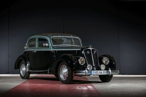 1951 Salmson S4-61L Berline - No reserve