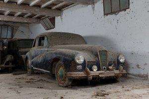 Circa 1951 Salmson G72 Randonnée - No reserve For Sale by Auction
