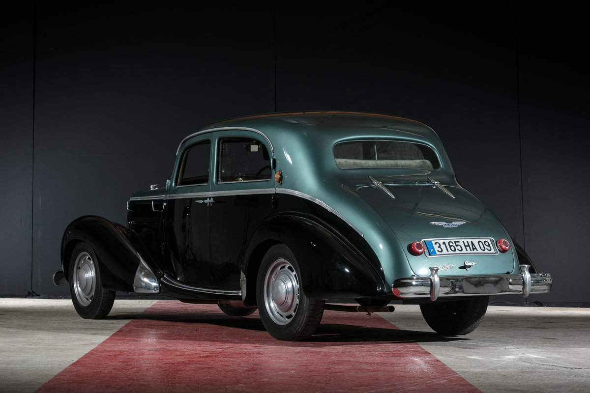 1951 Salmson S4-61L Berline - No reserve For Sale by Auction (picture 2 of 6)