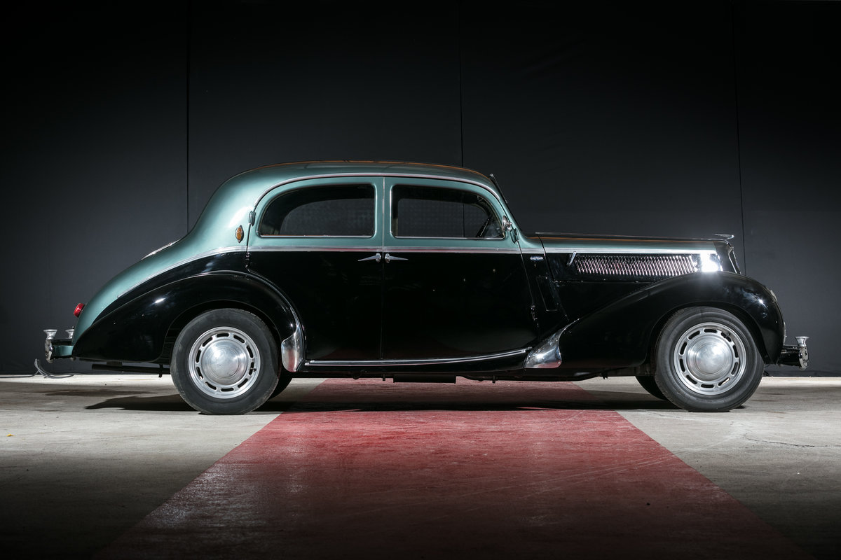 1951 Salmson S4-61L Berline - No reserve For Sale by Auction (picture 3 of 6)