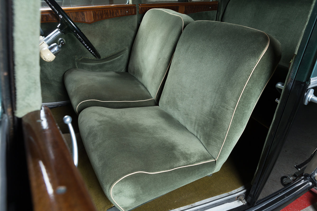 1951 Salmson S4-61L Berline - No reserve For Sale by Auction (picture 5 of 6)
