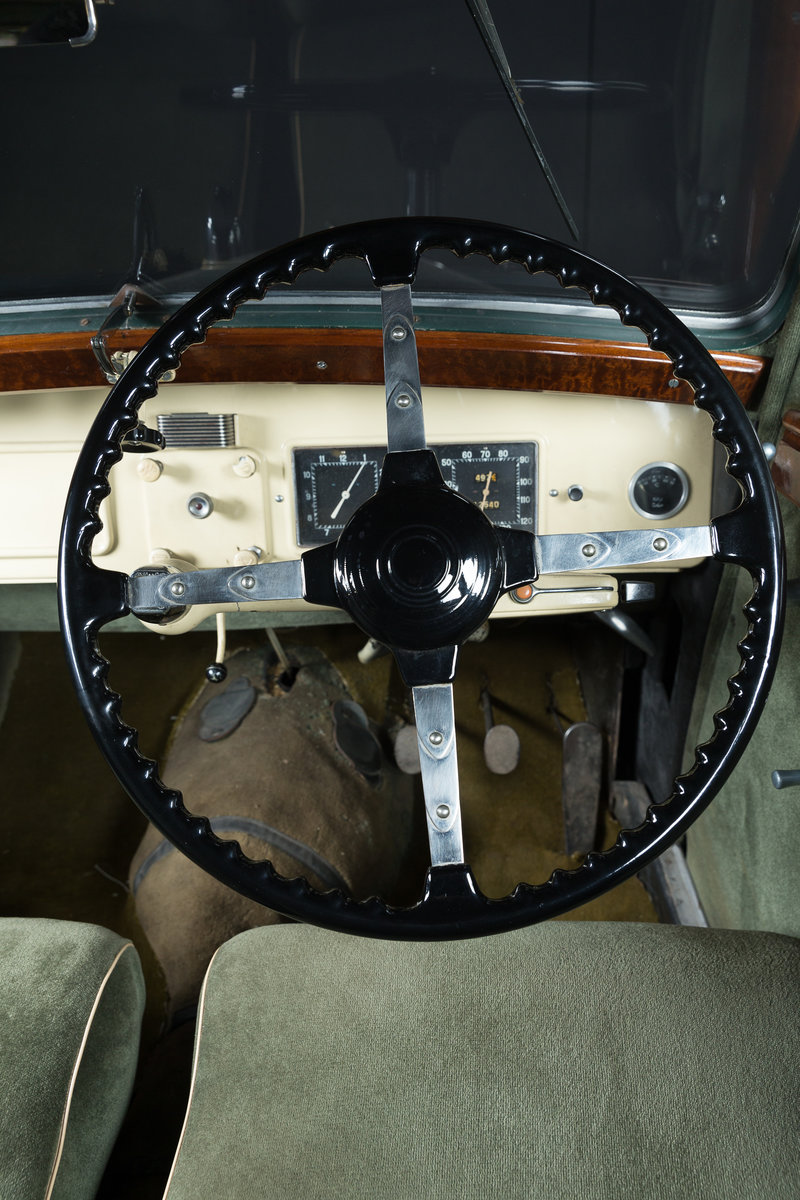 1951 Salmson S4-61L Berline - No reserve For Sale by Auction (picture 6 of 6)