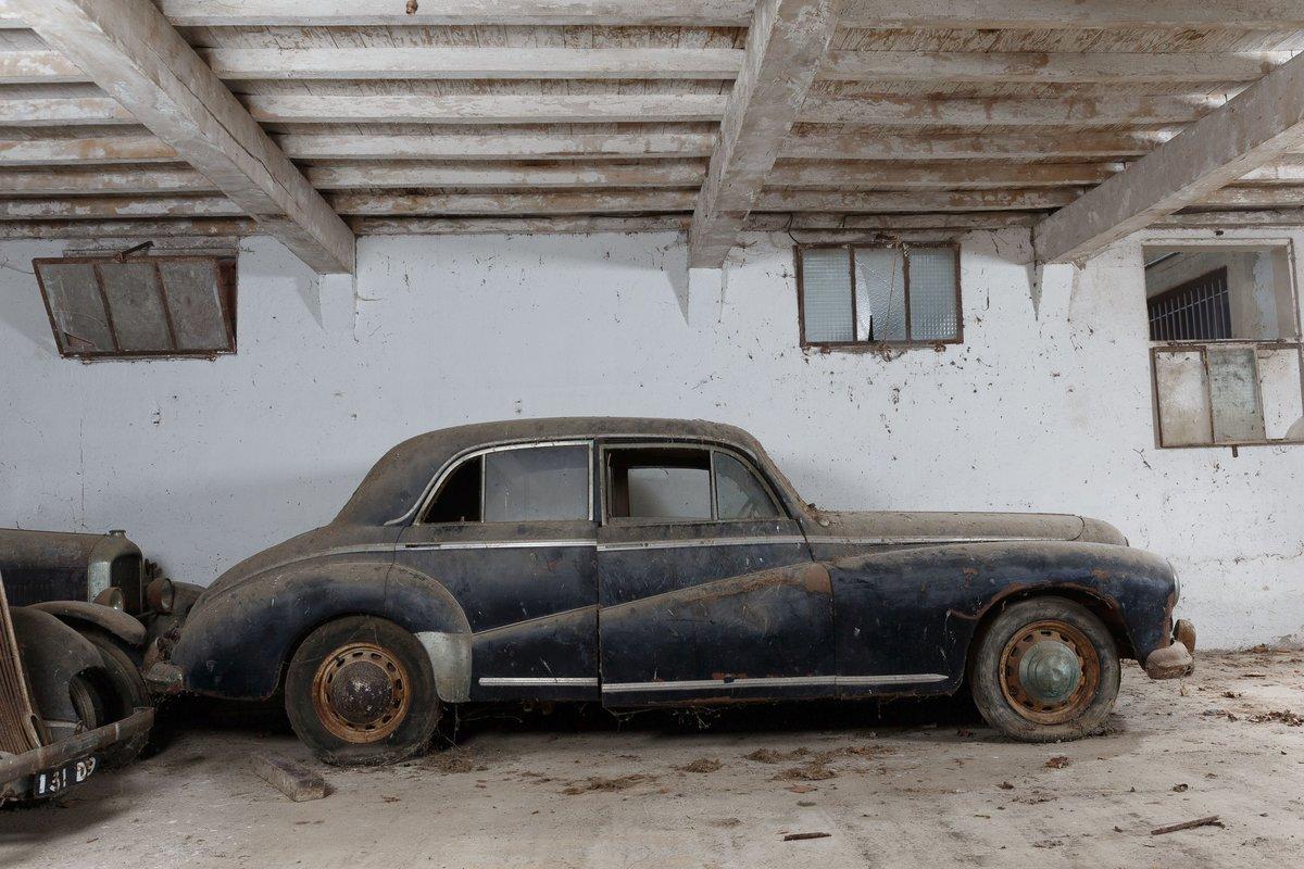 Circa 1951 Salmson G72 Randonnée - No reserve For Sale by Auction (picture 2 of 6)