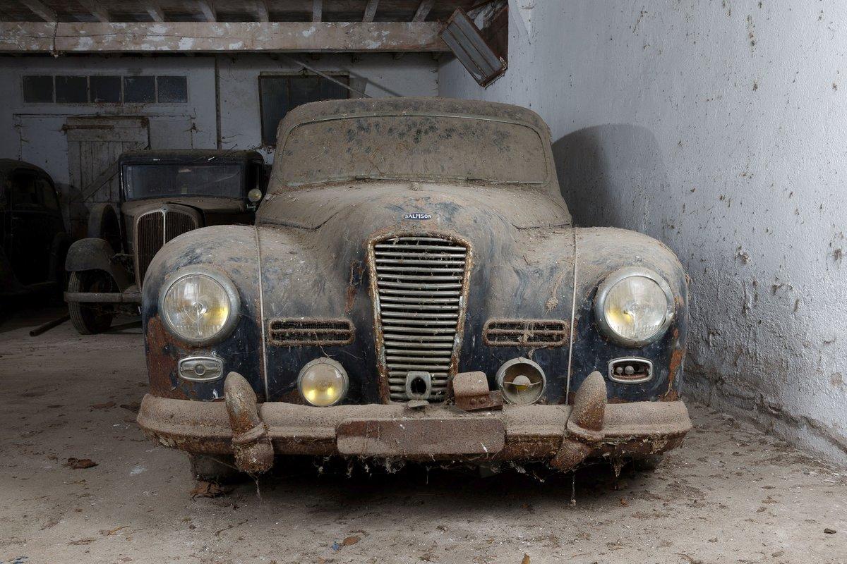 Circa 1951 Salmson G72 Randonnée - No reserve For Sale by Auction (picture 4 of 6)