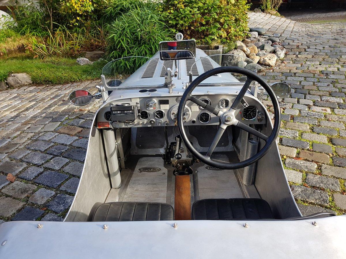 1933 Salmson S4C Roadster, Compressor! For Sale (picture 4 of 6)