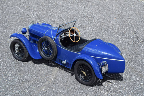 1929 Salmson GS Torpedo For Sale (picture 1 of 5)