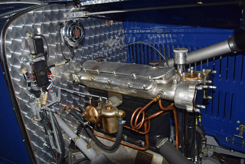 1929 Salmson GS Torpedo For Sale (picture 2 of 5)