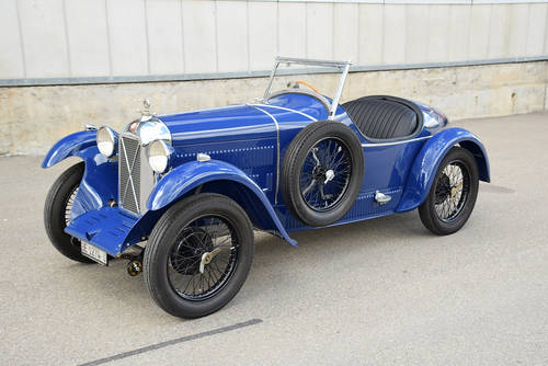 1929 Salmson GS Torpedo For Sale (picture 3 of 5)