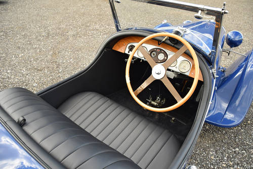 1929 Salmson GS Torpedo For Sale (picture 4 of 5)
