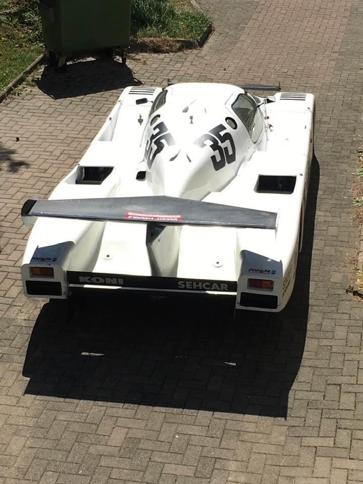 1983 Sauber Sehcar Group C For Sale (picture 4 of 6)