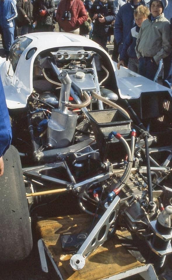 1983 Sauber Sehcar Group C For Sale (picture 5 of 6)
