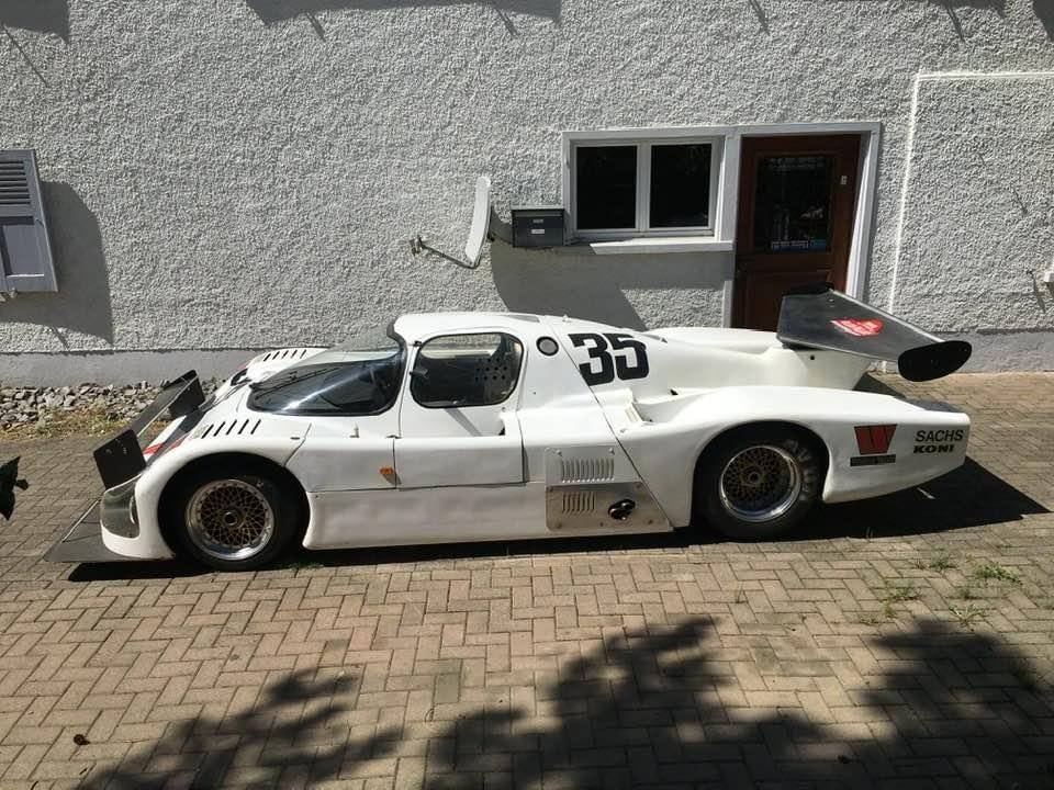 1983 Sauber Sehcar Group C For Sale (picture 6 of 6)