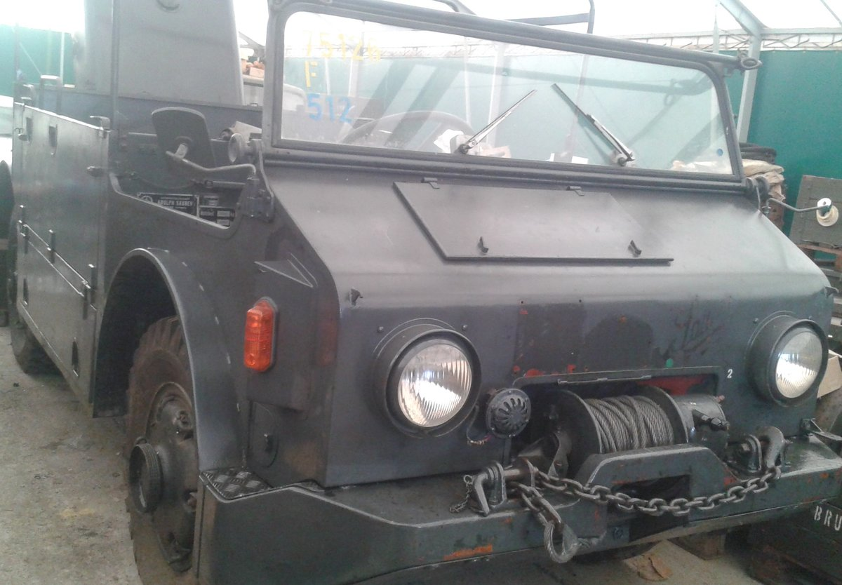 1954 Saurer 4MH For Sale (picture 1 of 6)