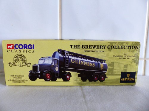 SCAMMELL HIGHWAYMAN-GUINNESS BREWERY For Sale (picture 1 of 6)