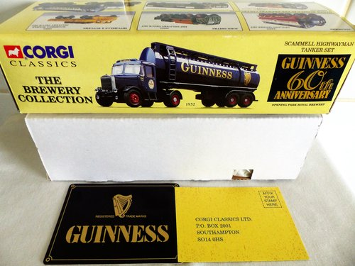 SCAMMELL HIGHWAYMAN-GUINNESS BREWERY For Sale (picture 2 of 6)