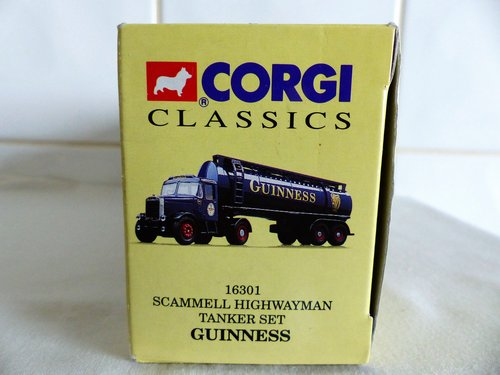 SCAMMELL HIGHWAYMAN-GUINNESS BREWERY For Sale (picture 5 of 6)