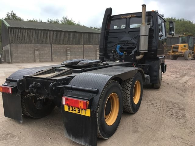 1984 Scammell S26 Tractor Unit. Rated 65 Ton For Sale (picture 4 of 6)
