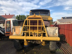1959 Scammell Super Constructor, restoration project For Sale