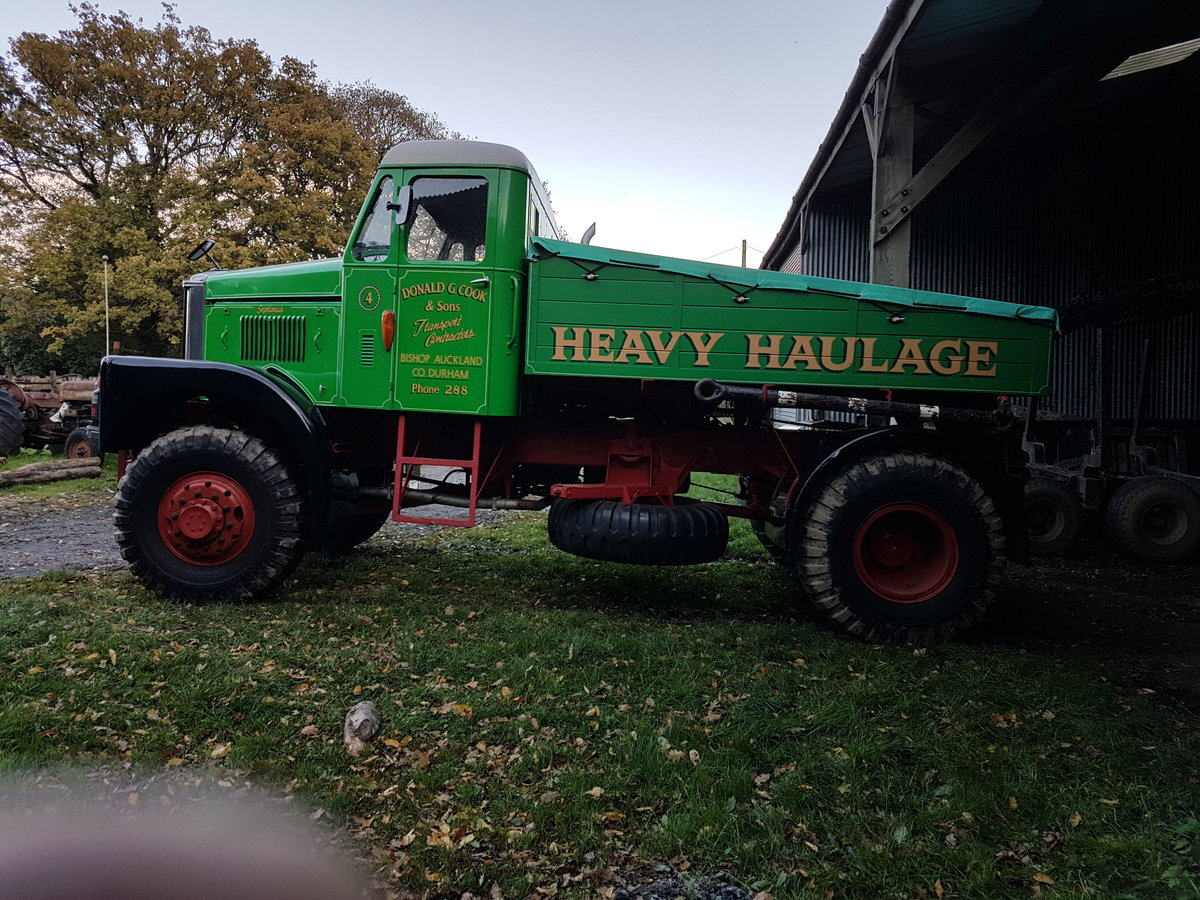 1961 Scammell Mounteneer For Sale (picture 2 of 6)