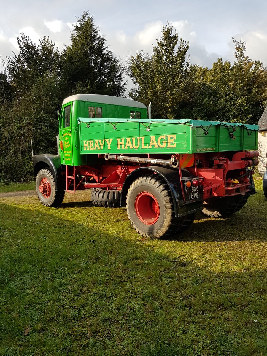 1961 Scammell Mounteneer For Sale (picture 3 of 6)
