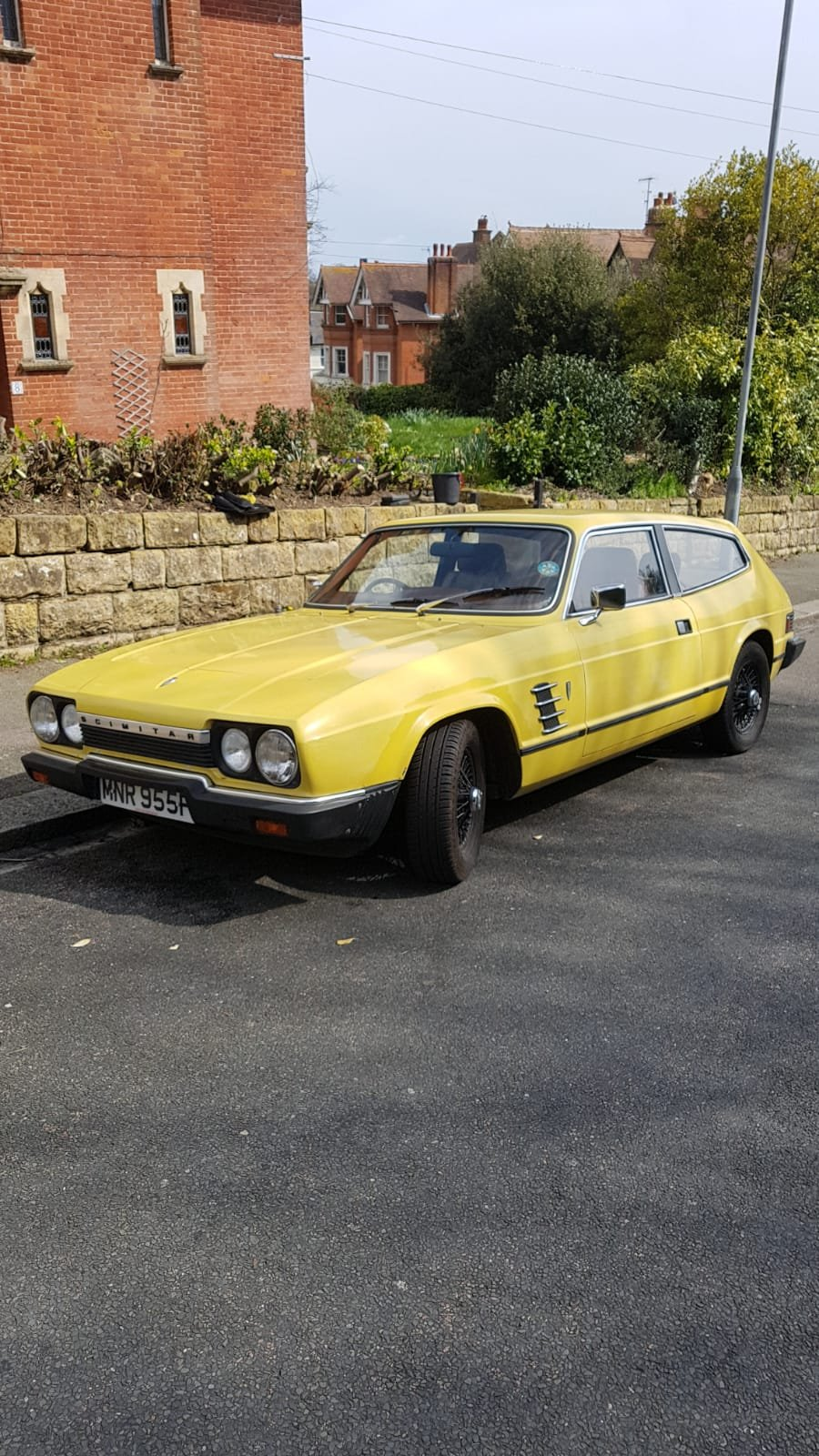 1976 Reliant Scimitar GTE SOLD (picture 1 of 6)