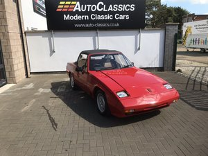 1985 Scimitar SS1 1.6 one lady owner, 34,000 miles SOLD