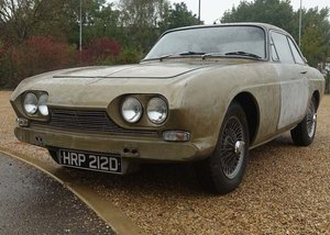 1966  Scimitar Coupes for Restoration SOLD by Auction