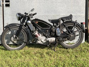 A 1948 Scott Flying Squirrel - 02/2/2020 For Sale by Auction