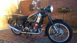 1972 Scott 600 cc Flying Squirrel  Commission Built  SOLD